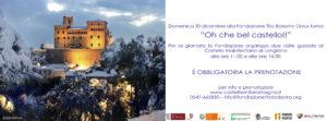 """30 dicembre – """"Oh che bel Castello!"""" alla Fondazione Tito Balestra Onlus"""