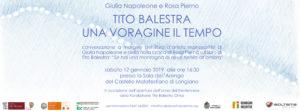 Tito Balestra – Una Voragine Il Tempo