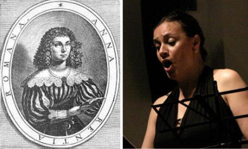I Concerti dell'Arengo: Anna Renzi: La Prima Diva